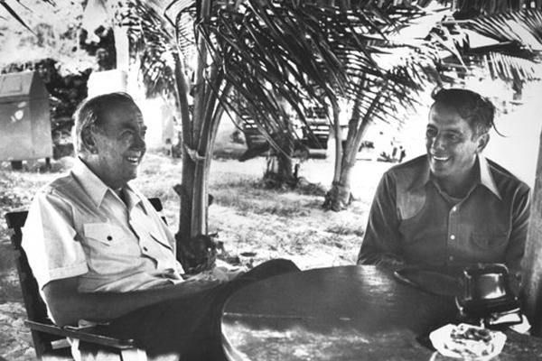 Omar Torrijos, dictador caribeño de segunda fila…  Enrique Krauze