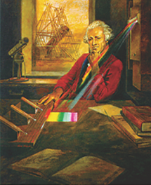 Sir Frederick William Herschel (1738-1822)