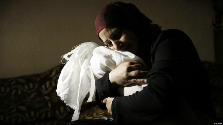 pasion palestina