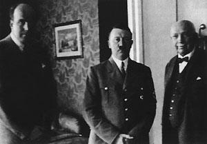 Strauss y Hitler