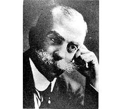 Alfonso Luis Herrera López (1868-1942), biólogo precursor del Instituto de Biología de la UNAM, así como uno de los fundadores del Zoológico de Chapultepec.