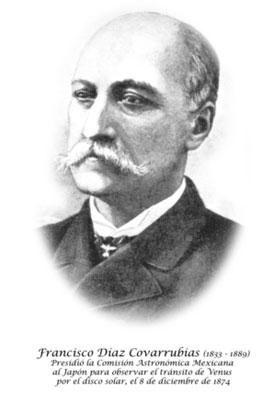 Francisco Díaz Covarrubias, cambió el panorama de la astrofísica y los estudios de la físico-matemática  con sus trabajos.
