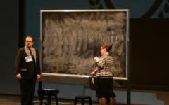 Jesús Suaste y Patricia Santos. © Ana Lourdes Herrera/Ópera de Bellas Artes
