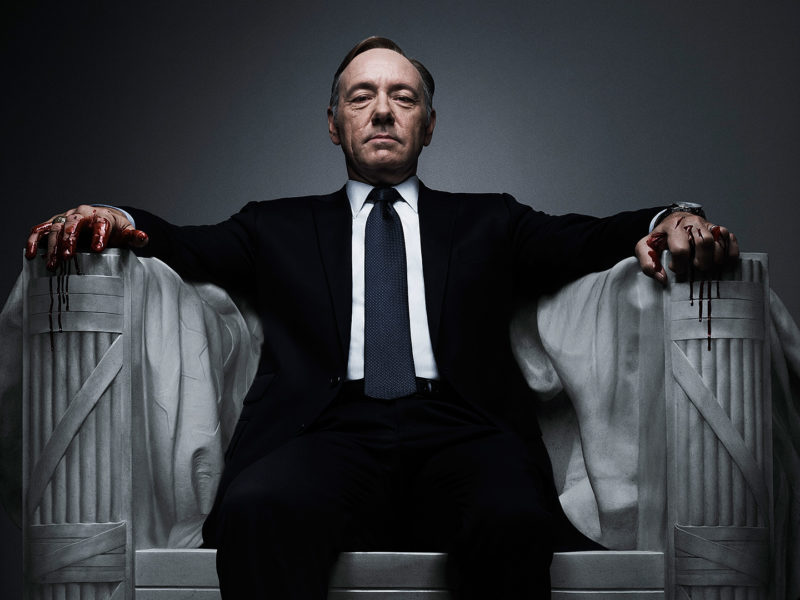 a proposito de house of cards
