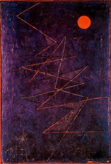 Rayo multicolor, de 1927