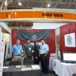 ATG con Lee stand Fundiexpo 2013
