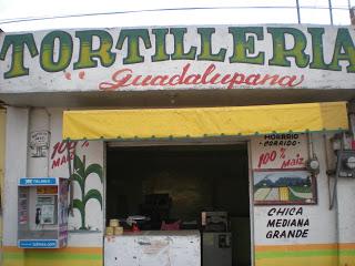 la Guadalupana, Nuestra madrecita, la Lupita. ¿Quién no conoce un local con este nombre?