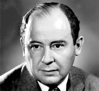 John von Neumann, matemático que realizó contribuciones fundamentales en física cuántica, análisis funcional, teoría de conjuntos, teoría de juegos, ciencias de la computación.