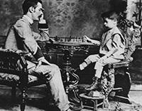 En 1888, nació en La Habana, la capital cubana, José Raúl Capablanca