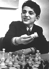 En 1963 nació en Bakú, Unión Soviética Gary Kasparov