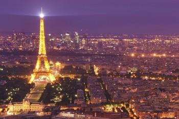París, la llamada Ciudad Luz