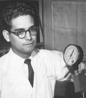 Luis Ernesto Miramontes Cárdenas, nayarita que contribuyó con la ciencia universal.