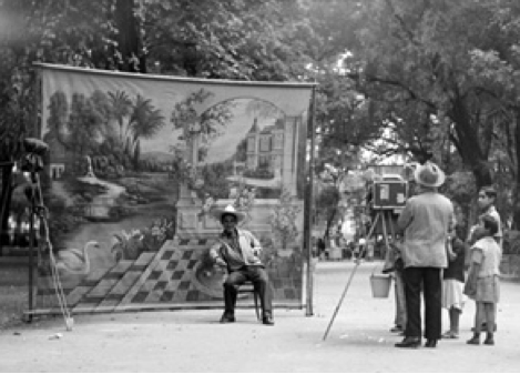 A. Casasola, fotógrafo ambulante Inv. 276207
