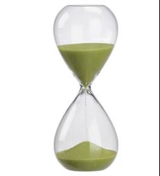 Figura 5. Reloj de arena.