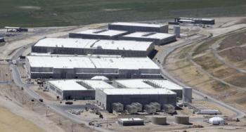 Figura 1: Computadora Bluffdale de la NSA (crédito de la fotografía: Rick Bowmer/AP).