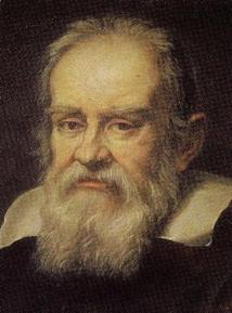 Figura 2. Galileo Galiei
