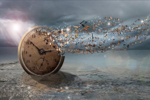 Resultado de imagen de entropia y paso del tiempo