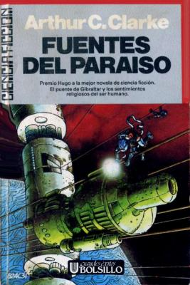 Fuentes del paraíso de Arthur C. Clarke