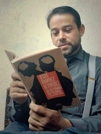 Jesús Ramírez Bermúdez, fotografiado por Grace Quintanilla.