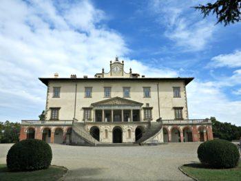 Villa medicea di Poggio a Caiano – MIBAC. Fonte Wikicommons