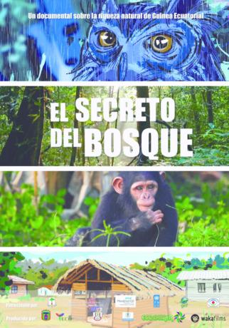 """""""El secreto del bosque"""", de Antonio Grunfeld Rius."""