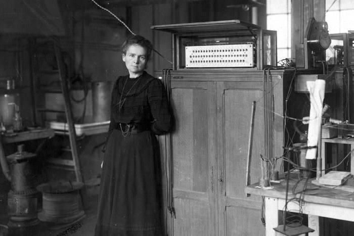 Celebramos el 150 aniversario del nacimiento de la científica Marie Curie.