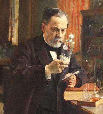 Pasteur estudió numerosos procesos fermentativos