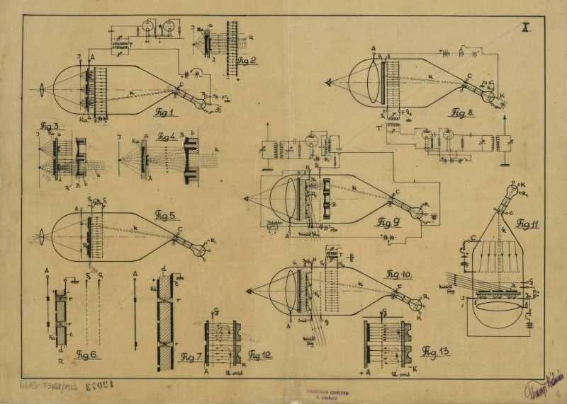 Radioskop, 1926.