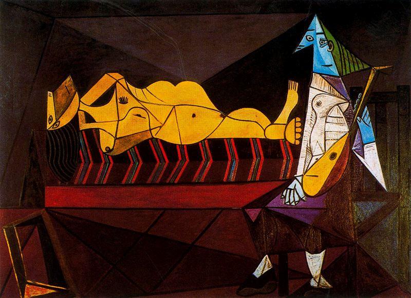 La Alborada, Picasso