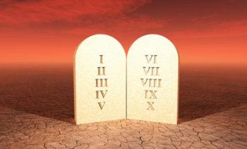 diez mandamientos
