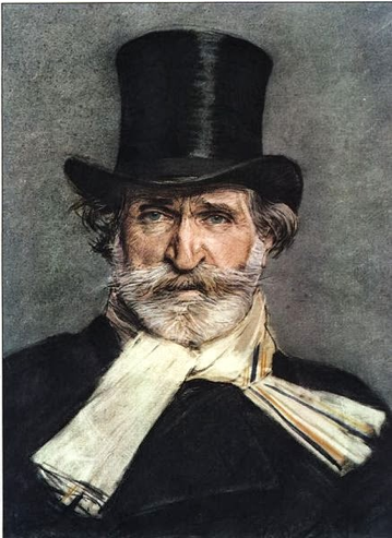 Giuseppe Verdi ca. 1865-1867