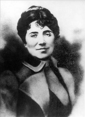 Retrato de la escritora gallega Rosalía de Castro. EFE/Archivo