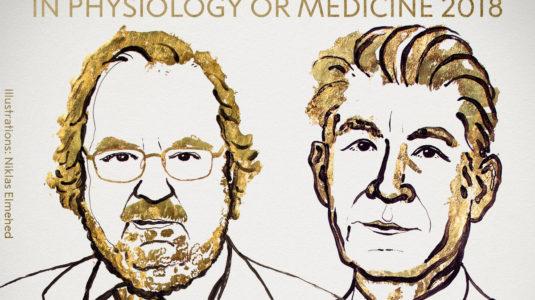 nobel medicina 20182